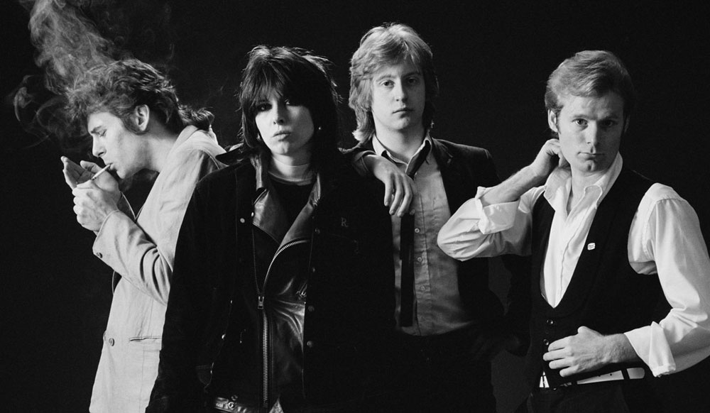 The Pretenders (Credits: Rolling Stone)