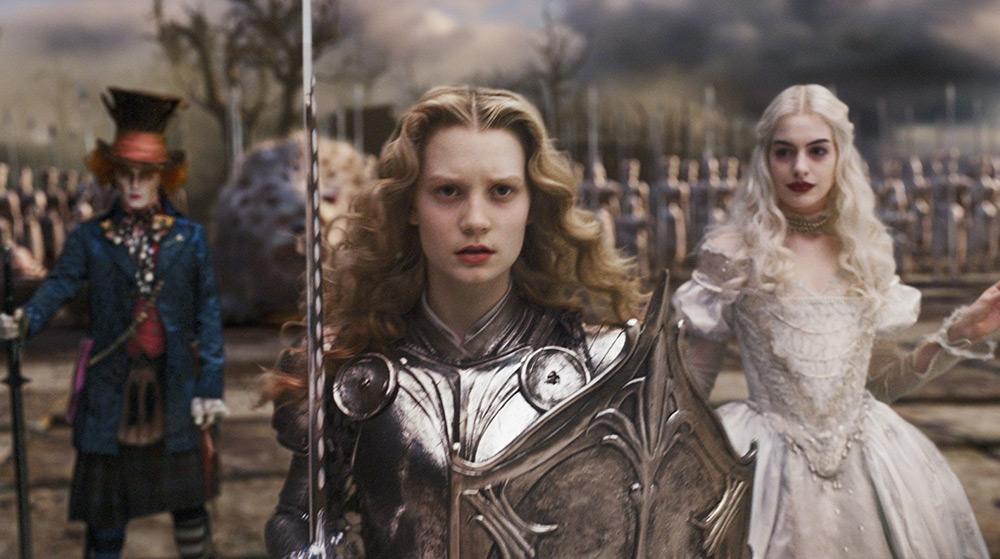 Alice in Wonderland, 2010