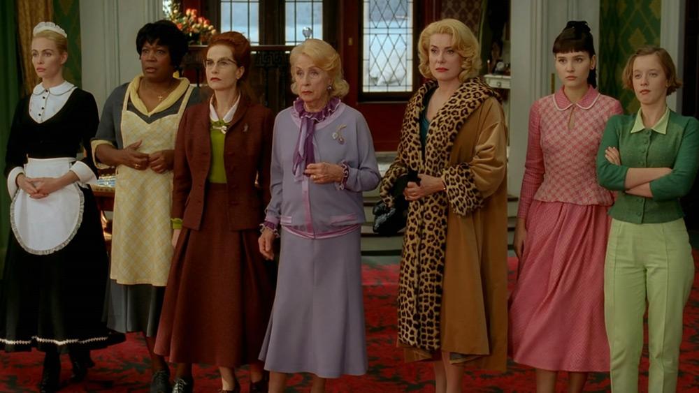 8 Femmes, 2002