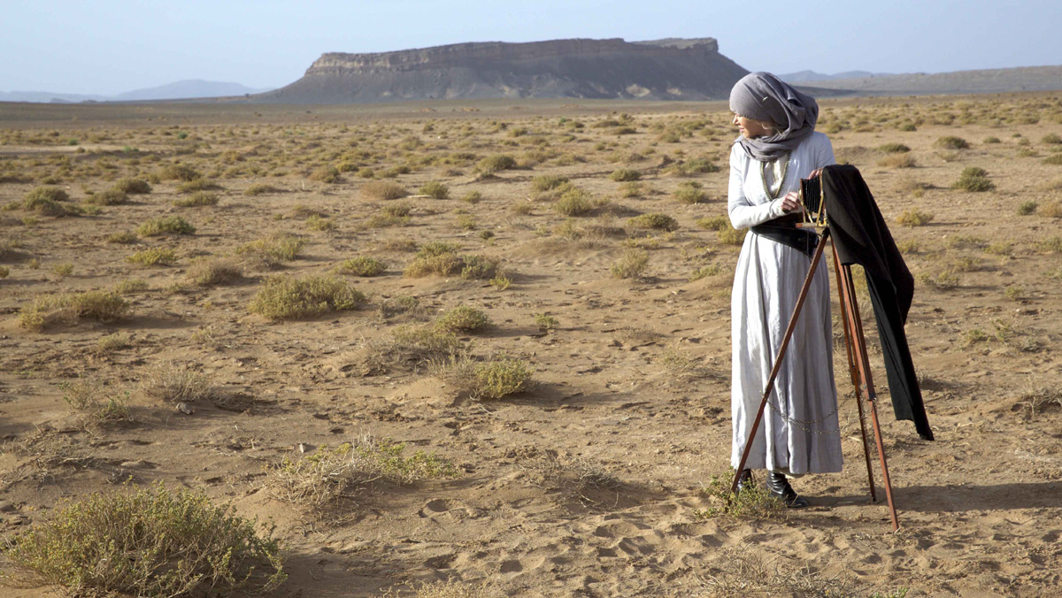 Queen of the Desert, 2015
