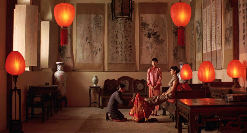 Raise of the Red Lantern, 1991