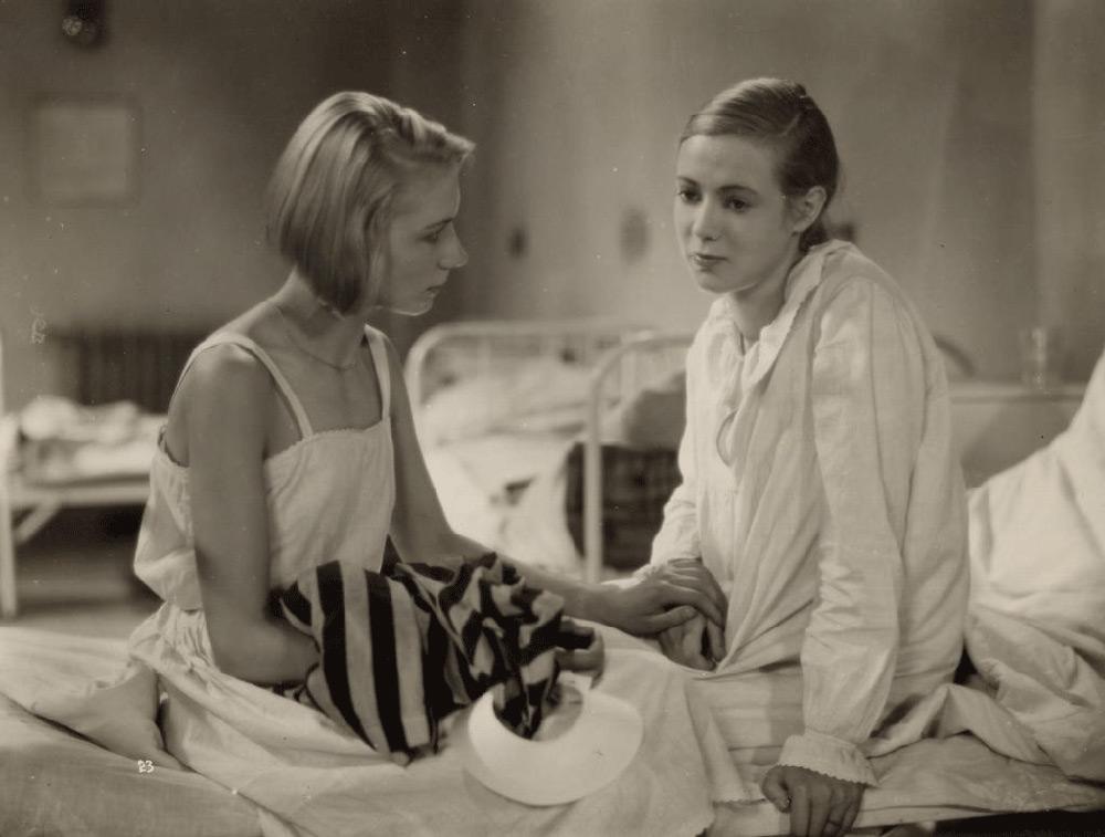 Madchen in Uniform, 1931