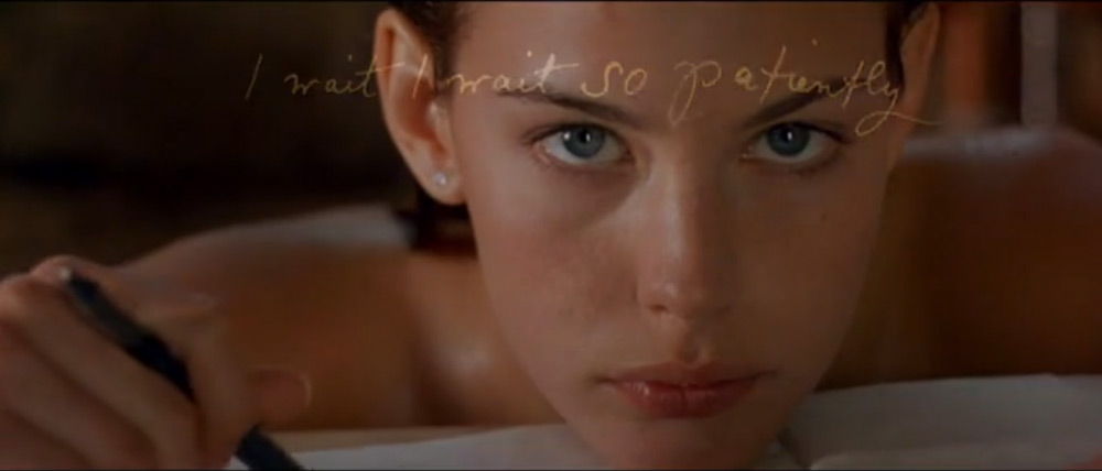 Stealing Beauty, 1996
